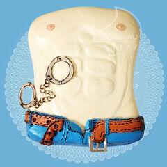 Торт Милано Торт на девичник №02