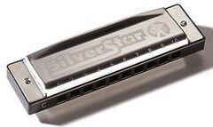 Музыкальный инструмент Hohner Губная гармошка Silver Star 504/20 C (М50401)