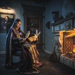 Квест Клаустрофобия Квест «Код да Винчи: В поисках Грааля» на 3 чел.