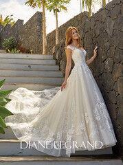 Свадебный салон Diane Legrand Платье свадебное Odri