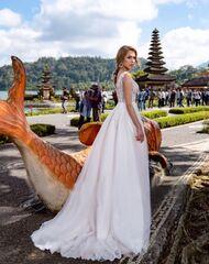 """Свадебное платье напрокат А-силуэт ALIZA свадебное платье  """"Sussanna"""""""