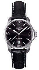 Часы Certina Наручные часы C001.410.16.057.01