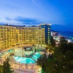 Туристическое агентство VIP TOURS Пляжный aвиатур в Бoлгарию, Зoлотые пески, Marina Grand Beach 4*