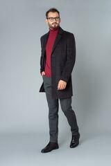 Верхняя одежда мужская Etelier Пальто мужское демисезонное 1М-8890-1