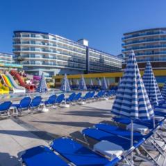 Туристическое агентство TravelHouse Пляжный aвиатур в Турцию, Аланья, Eftalia Ocean 5*