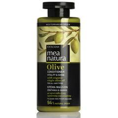 Уход за волосами Farcom Кондиционер с оливковым маслом для всех типов волос Mea natura Olive 300ml