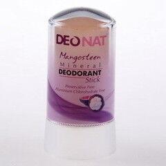 Уход за телом Deonat Квасцовый дезодорант с мангостином