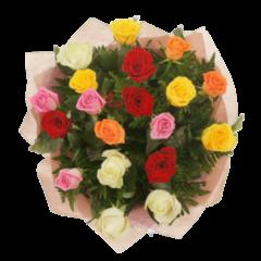 Магазин цветов Планета цветов Букет из роз №2