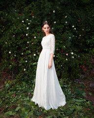Свадебный салон UNONA Свадебное платье «Beatrice» из коллекции MALACHITE