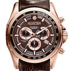 Часы Roamer Наручные часы Rockshell Mark III Chrono 220837 49 65 02