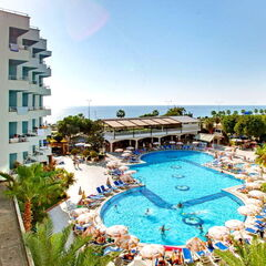 Туристическое агентство Мастер ВГ тур Пляжный авиатур в Турцию, Аланья, Senza Hotels Grand Santana Hotel 4* (7 ночей, апрель)