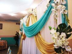 Магазин цветов Lia Цветочный комплект для украшения стола и ширмы