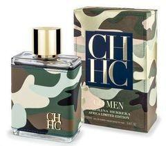 Парфюмерия Carolina Herrera Туалетная вода CH Men Africa Limited Edition