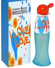 Парфюмерия Moschino Туалетная вода I Love Love Cheap and Ch, 30 мл