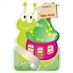 Уход за лицом Mijin Маска тканевая с улиточной слизью Junico Snail Essence Mask