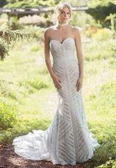 Свадебное платье напрокат Lillian West Свадебное платье 6492