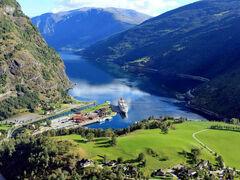 Туристическое агентство TravelHouse Морской круиз к фьордам Норвегии