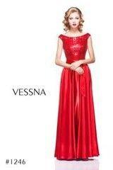 Вечернее платье Vessna Вечернее платье арт.1246 из коллекции VESSNA NEW