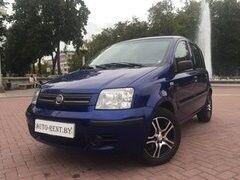 Аренда авто Fiat Grande Panda Navy Blue