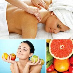 Магазин подарочных сертификатов Марсель Подарочный сертификат «Фруктовый взрыв» на фруктовый массаж всего тела
