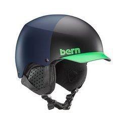 Сноубординг Bern Шлем Baker EPS Matte Blue Hatstyle