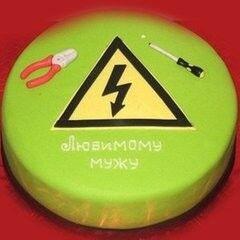 Торт Tortas Торт «Высокое напряжение»