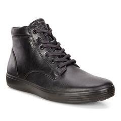 Обувь мужская ECCO Кеды высокие SOFT 7 430374/21001