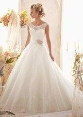 Свадебное платье напрокат А-силуэт Mori Lee Платье свадебное 2607