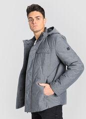 Верхняя одежда мужская O'stin Утеплённая куртка с капюшоном MJ6W21-98