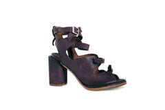 Обувь женская A.S.98 Босоножки женские 3002 (коричневый)