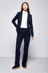 Пиджак, жакет, жилетка женские DRYKORN Жакет женский Belsize (комплект с брюками 112822)