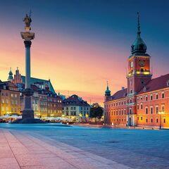 Туристическое агентство АлиВия Трэвел Автобусный экскурсионный тур  в Варшаву