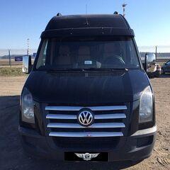 Прокат авто Аренда микроавтобуса Volkswagen Crafter Black