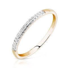 Ювелирный салон Jeweller Karat Кольцо золотое с бриллиантами арт. 1214464