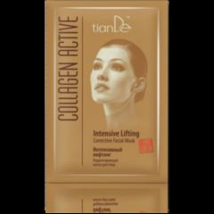 Уход за лицом tianDe Корректирующая маска для лица Collagen Active