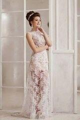 Свадебное платье напрокат ALIZA Свадебное платье «Melanie» Soffito