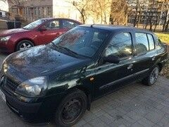 Прокат авто Прокат авто Renault Symbol 2004 г.