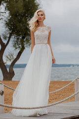 Свадебное платье напрокат Edelweis Платье свадебное «Lousanne»