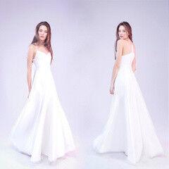 Свадебный салон UNONA Свадебное платье 0517 из коллекции JADE 2017