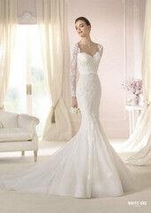 Свадебное платье напрокат White One (Pronovias) Платье свадебное «Damasia»