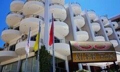 Туристическое агентство Тайм Вояж Пляжный авиатур в Албанию, Саранда, Aler Hotel Saranda 3*