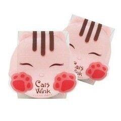 Декоративная косметика TONYMOLY Компактная пудра Cat`s Wink Clear Pact Natural Biege