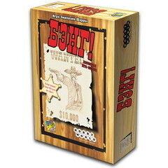 Магазин настольных игр Hobby World Настольная игра «Бэнг!»