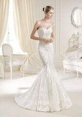 Свадебное платье напрокат La Sposa Платье свадебное Mullet