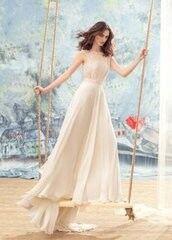 Свадебный салон Papilio Свадебное платье «Иволга» 1700L