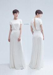 Свадебный салон UNONA Свадебное платье «Блейк» из коллекции JADE 2016
