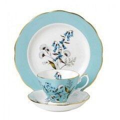 "Подарок Royal Albert Набор ""1950 Festival"", 3 предмета (чашка, блюдце, тарелка)"