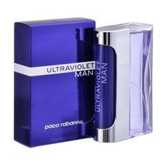 Парфюмерия Paco Rabanne Туалетная вода Ultraviolet Man, 100 мл