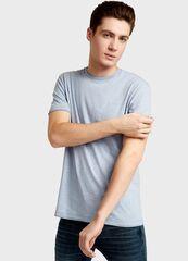 Кофта, рубашка, футболка мужская O'stin Базовая футболка MT7S14-60