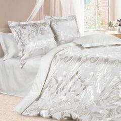 Подарок Ecotex Элитный комплект постельного белья Джорджия Эстетика